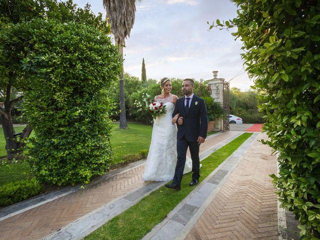 Il matrimonio di Egidio e Ileana a San Giovanni la Punta, Catania 14