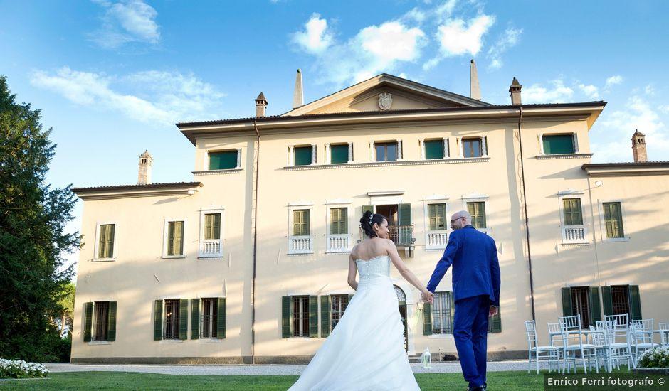 Il matrimonio di Alberto e Marilia a Castiglione delle Stiviere, Mantova
