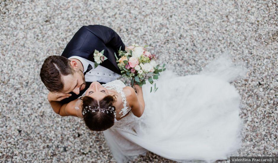 Il matrimonio di Christian e Veronica a Verona, Verona