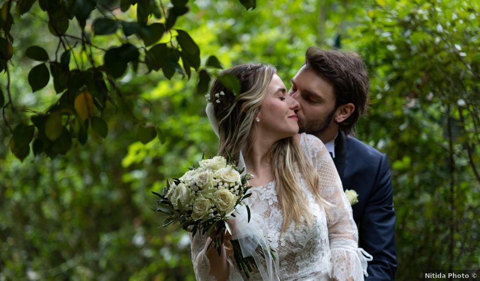 Il matrimonio di Samuele e Elisa a Lucca, Lucca