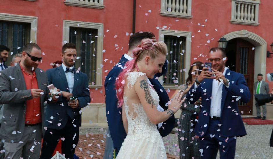 Il matrimonio di Rossella e Simone a Luzzara, Reggio Emilia
