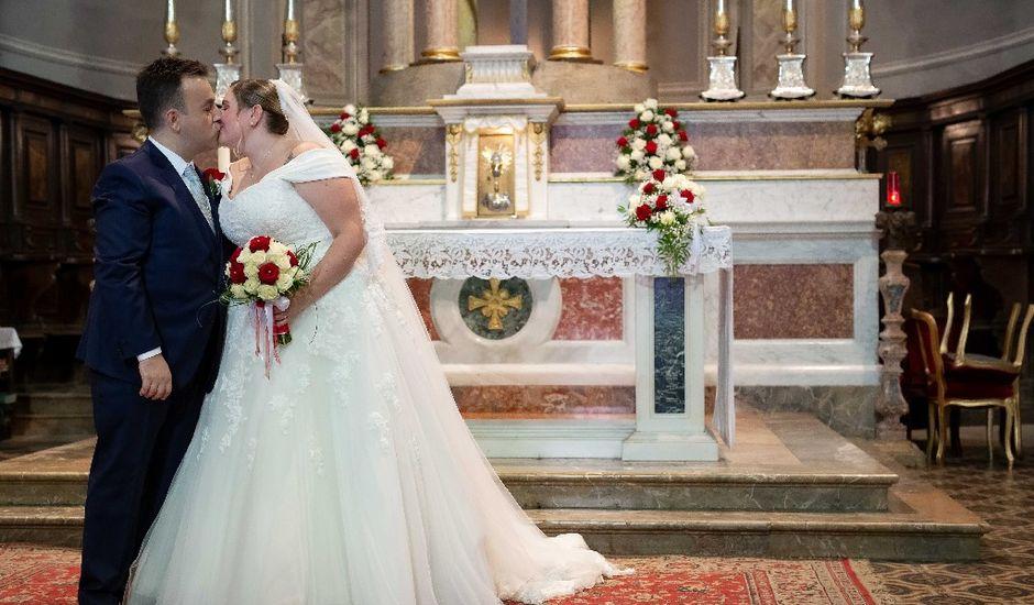Il matrimonio di Daniele e Laura a Binasco, Milano