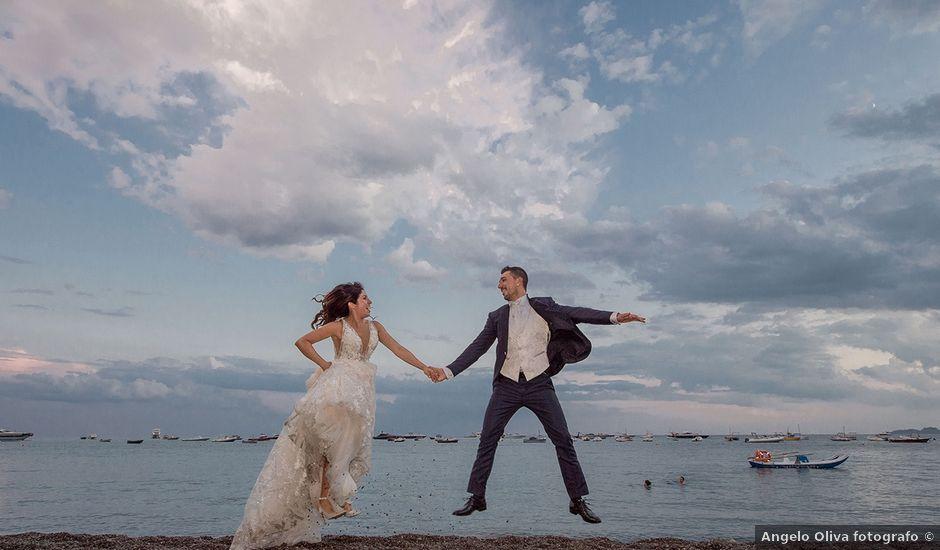 Il matrimonio di Antonio e Antonella a Salerno, Salerno