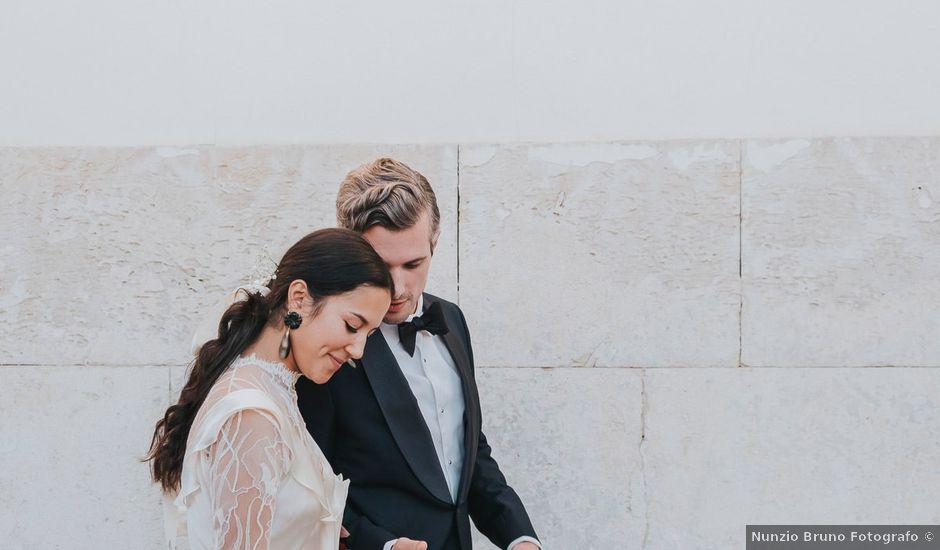 Il matrimonio di Alex e Erin a Siracusa, Siracusa