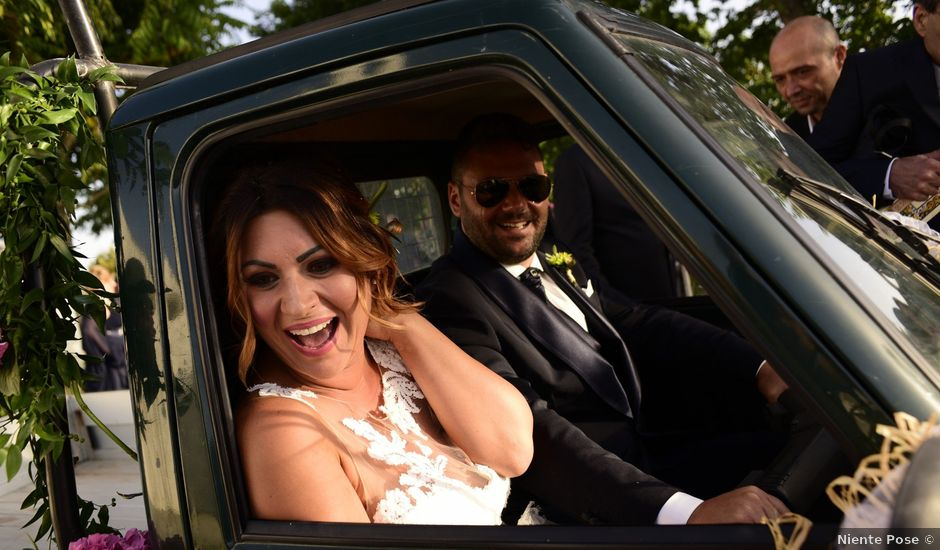 Il matrimonio di Salvatore e Wanda a Putignano, Bari