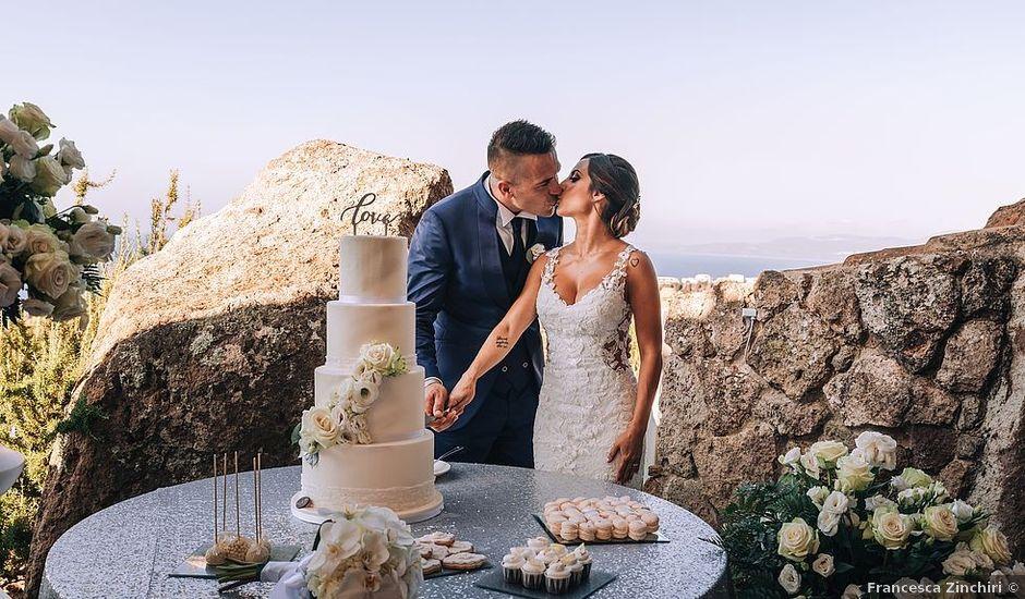 Il matrimonio di Gianfranco e Federica a Ossi, Sassari