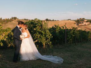 Le nozze di Teresa e Antonio