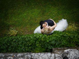Le nozze di Vanessa e Roberto
