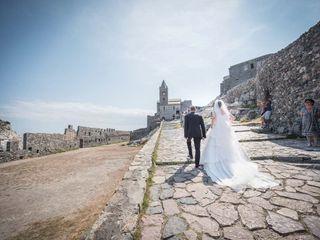Le nozze di Nancy e Stefano 1