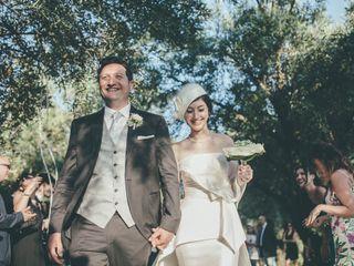 Le nozze di Alessandra e Gianfranco