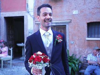 Le nozze di Nina e Francesco 1