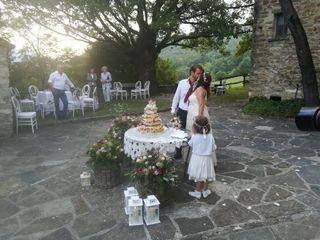 Le nozze di Caterina e Luca 1