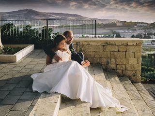 Le nozze di Noemi e Salvatore