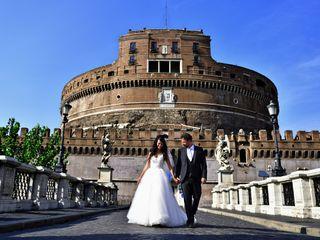 Le nozze di Stefano e Claudia 2