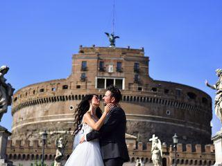 Le nozze di Stefano e Claudia 3
