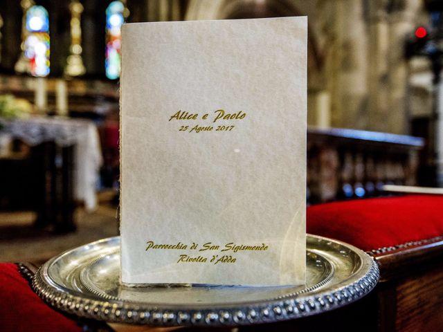 Il matrimonio di Paolo e Alice a Rivolta d'Adda, Cremona 7
