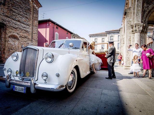Il matrimonio di Paolo e Alice a Rivolta d'Adda, Cremona 10