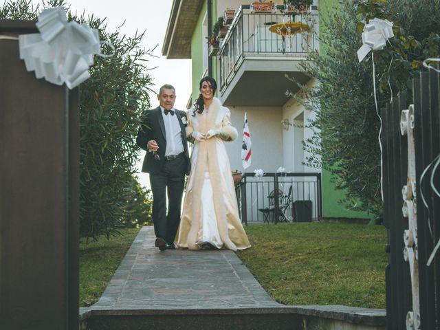 Il matrimonio di Andrea e Manuela a Desenzano del Garda, Brescia 43