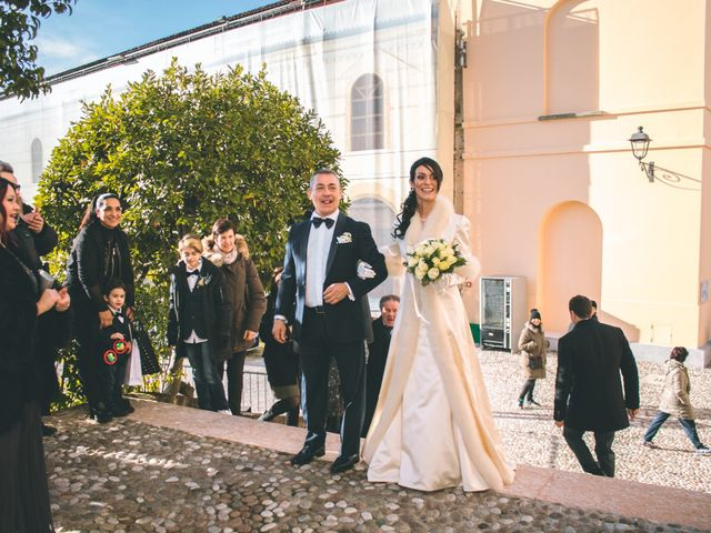 Il matrimonio di Andrea e Manuela a Desenzano del Garda, Brescia 53