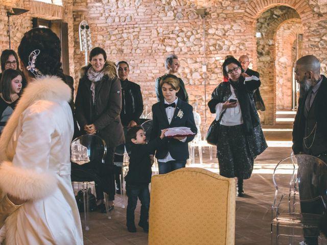 Il matrimonio di Andrea e Manuela a Desenzano del Garda, Brescia 76