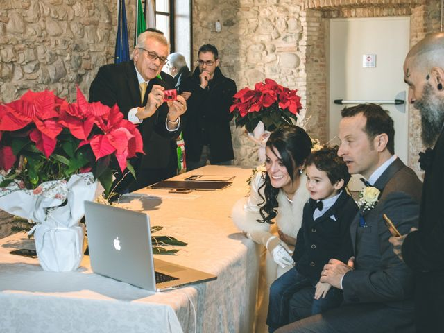 Il matrimonio di Andrea e Manuela a Desenzano del Garda, Brescia 97