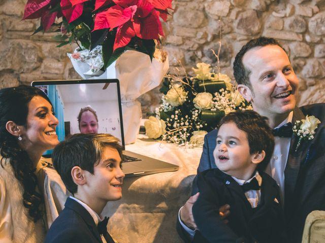 Il matrimonio di Andrea e Manuela a Desenzano del Garda, Brescia 100