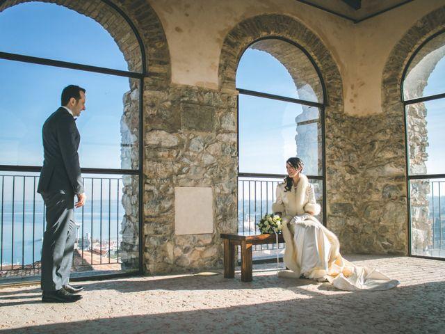 Le nozze di Manuela e Andrea