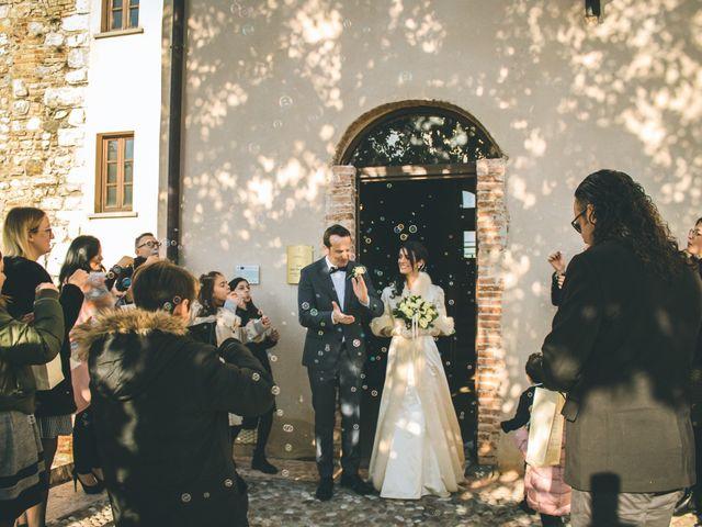 Il matrimonio di Andrea e Manuela a Desenzano del Garda, Brescia 127