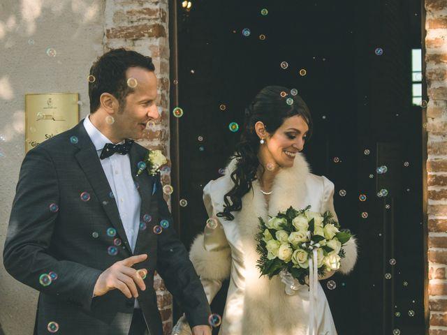 Il matrimonio di Andrea e Manuela a Desenzano del Garda, Brescia 130