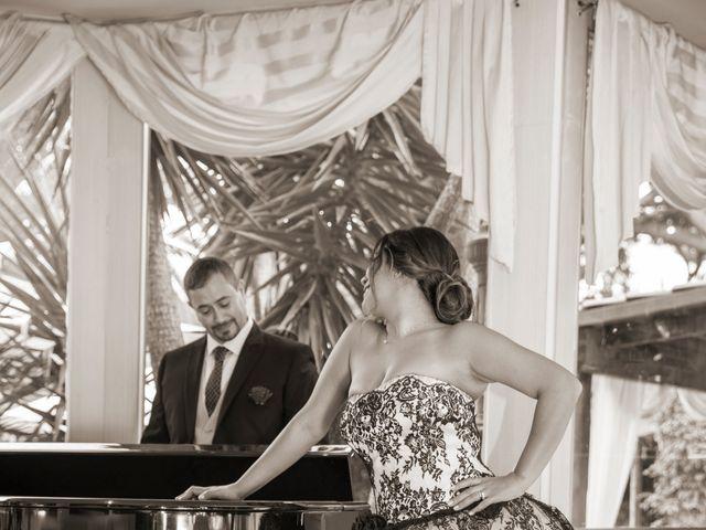 le nozze di Loren e Stefano