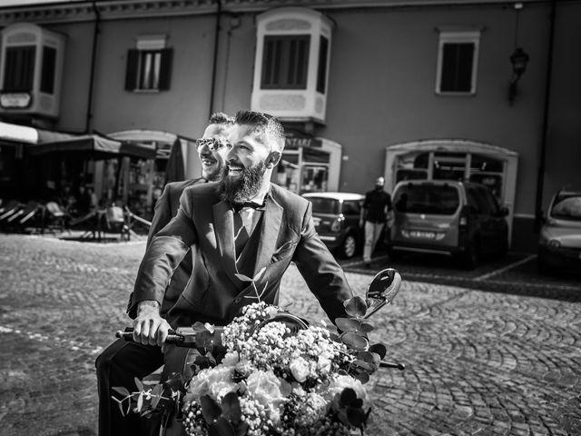 Il matrimonio di Flavio e Martina a Peveragno, Cuneo 1
