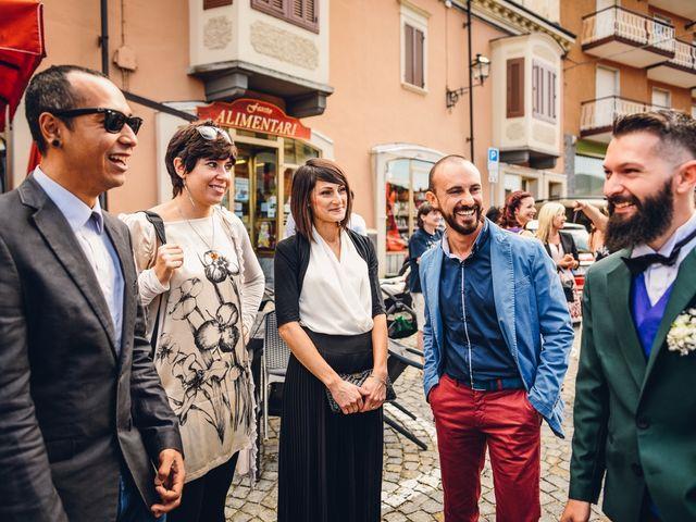 Il matrimonio di Flavio e Martina a Peveragno, Cuneo 3