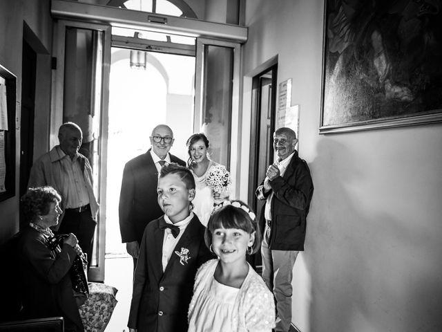 Il matrimonio di Flavio e Martina a Peveragno, Cuneo 11
