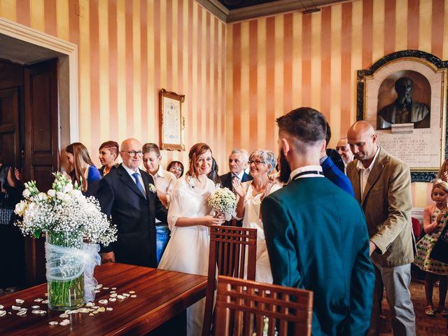Il matrimonio di Flavio e Martina a Peveragno, Cuneo 14