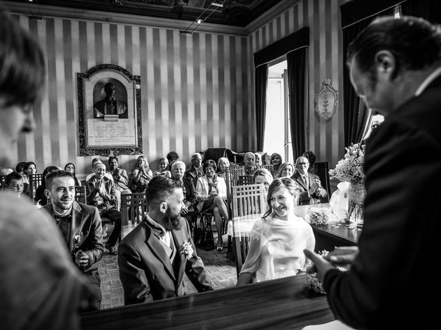 Il matrimonio di Flavio e Martina a Peveragno, Cuneo 15
