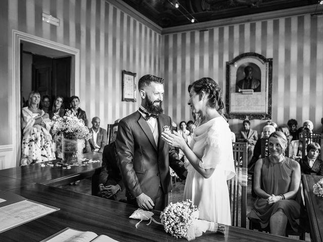 Il matrimonio di Flavio e Martina a Peveragno, Cuneo 18