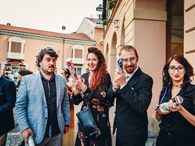 Il matrimonio di Flavio e Martina a Peveragno, Cuneo 20