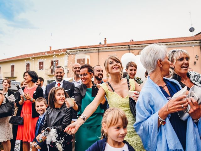 Il matrimonio di Flavio e Martina a Peveragno, Cuneo 22
