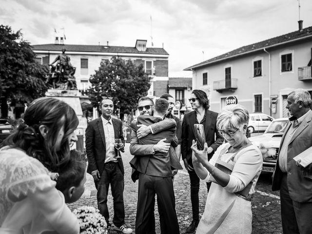 Il matrimonio di Flavio e Martina a Peveragno, Cuneo 25