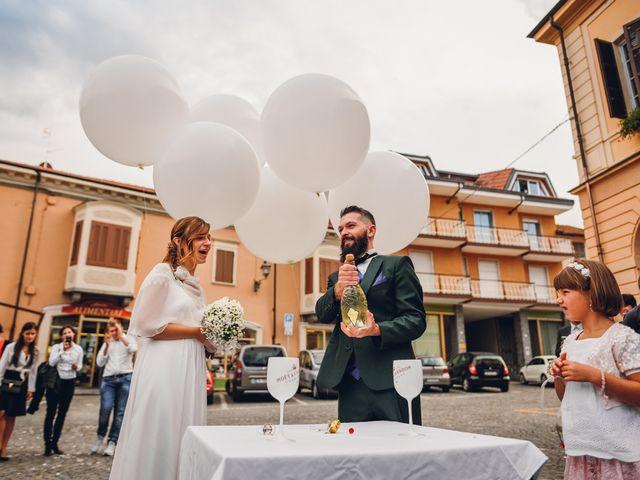 Il matrimonio di Flavio e Martina a Peveragno, Cuneo 26