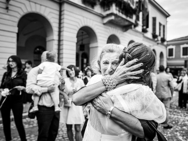 Il matrimonio di Flavio e Martina a Peveragno, Cuneo 28