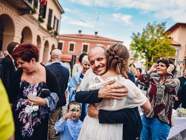 Il matrimonio di Flavio e Martina a Peveragno, Cuneo 29