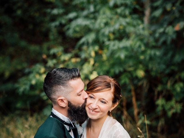 Il matrimonio di Flavio e Martina a Peveragno, Cuneo 31