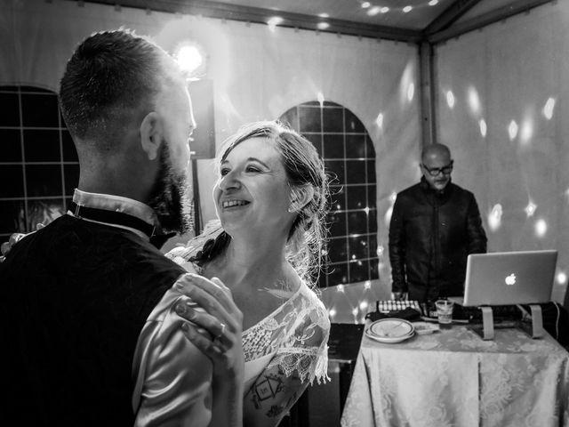 Il matrimonio di Flavio e Martina a Peveragno, Cuneo 41