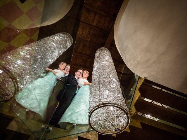 Il matrimonio di Andrea e Michela a Martinengo, Bergamo 2