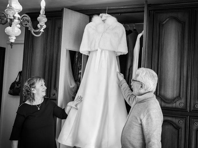 Il matrimonio di Andrea e Michela a Martinengo, Bergamo 10