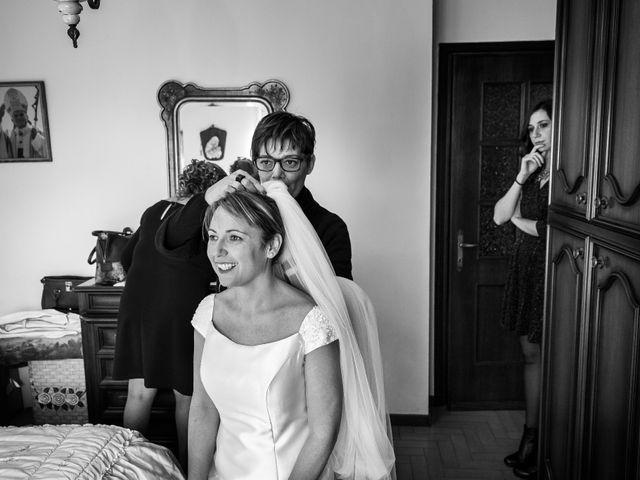 Il matrimonio di Andrea e Michela a Martinengo, Bergamo 14