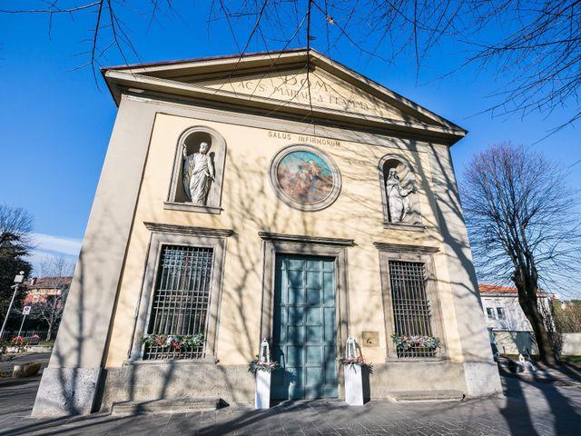 Il matrimonio di Andrea e Michela a Martinengo, Bergamo 21