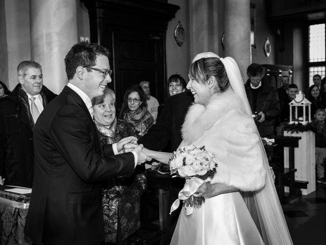 Il matrimonio di Andrea e Michela a Martinengo, Bergamo 31