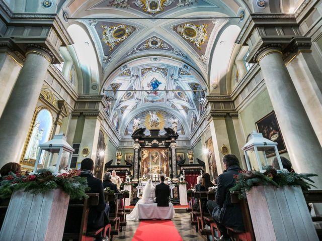 Il matrimonio di Andrea e Michela a Martinengo, Bergamo 33
